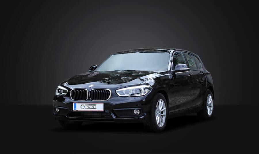 Mietwagen - BMW 116d