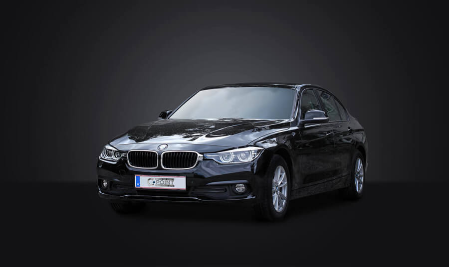 Mietwagen - BMW 316d