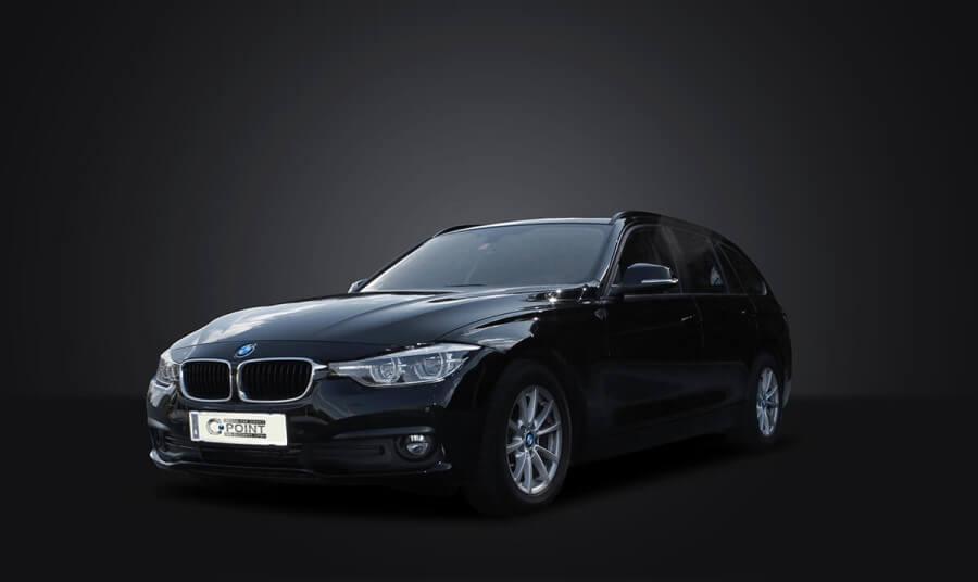 Mietwagen - BMW 316d Touring