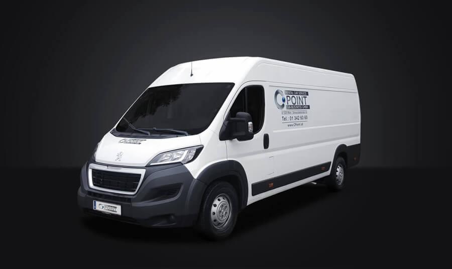 Transporter - Peugeot Expert (L2H2)