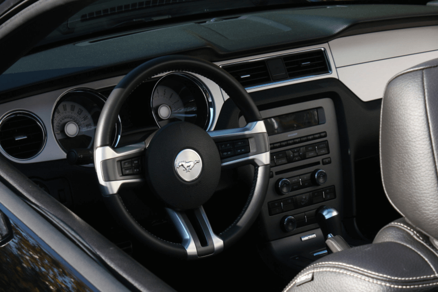 Ford Mustang Cabrio Club Of America Special Edition