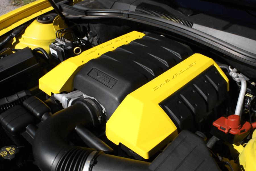 Chevrolet Camaro 6,2 SS RS