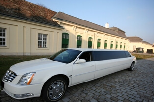 Cadillac DTS - Limousine