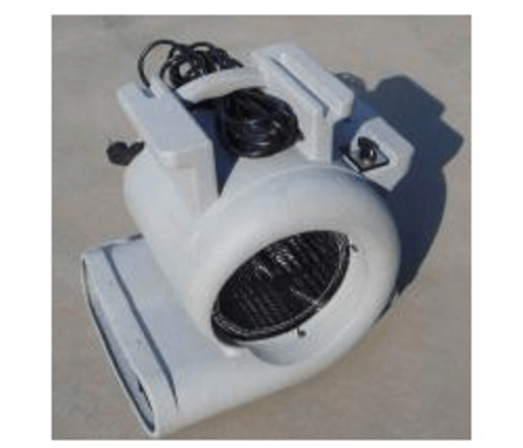 BODENVENTILATOR VERMIETUNG / Ventilator - TFV 30 S