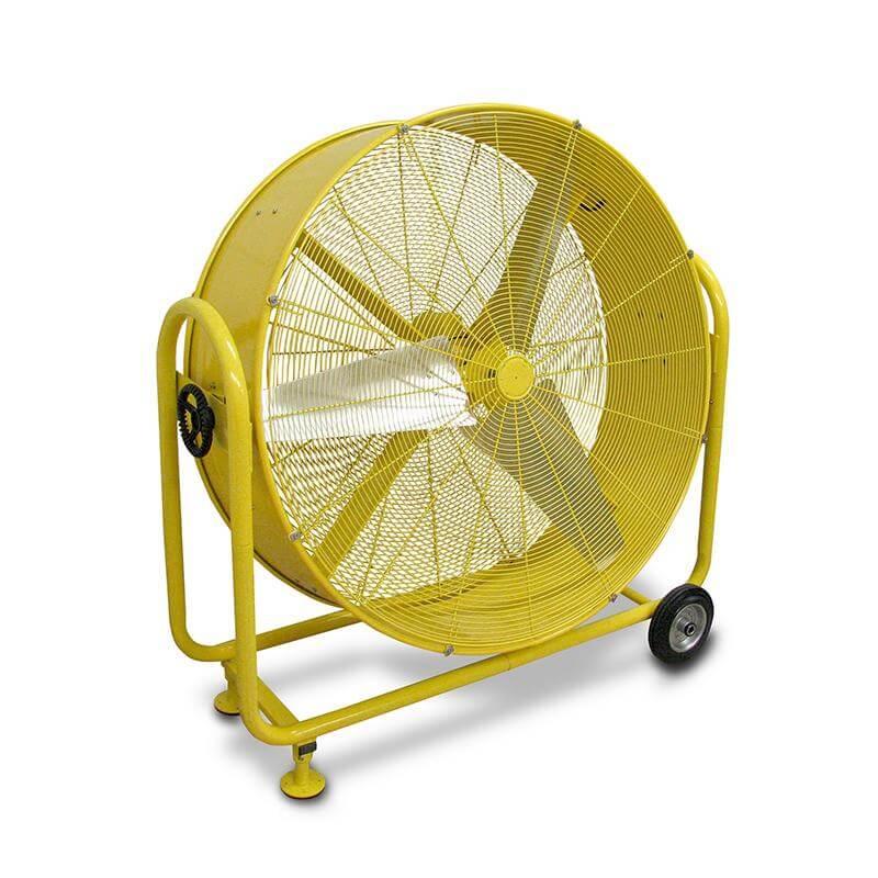 Ventilator Vermietung / AXIALVENTILATOR -  TTW 25000 S