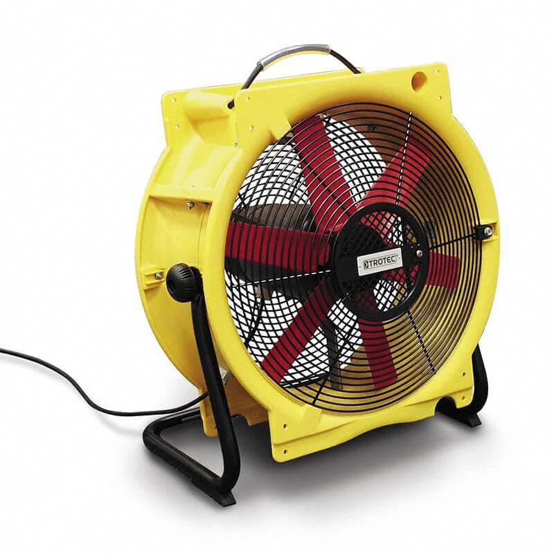 Ventilator Vermietung / AXIALVENTILATOR - TTV 4500 HP