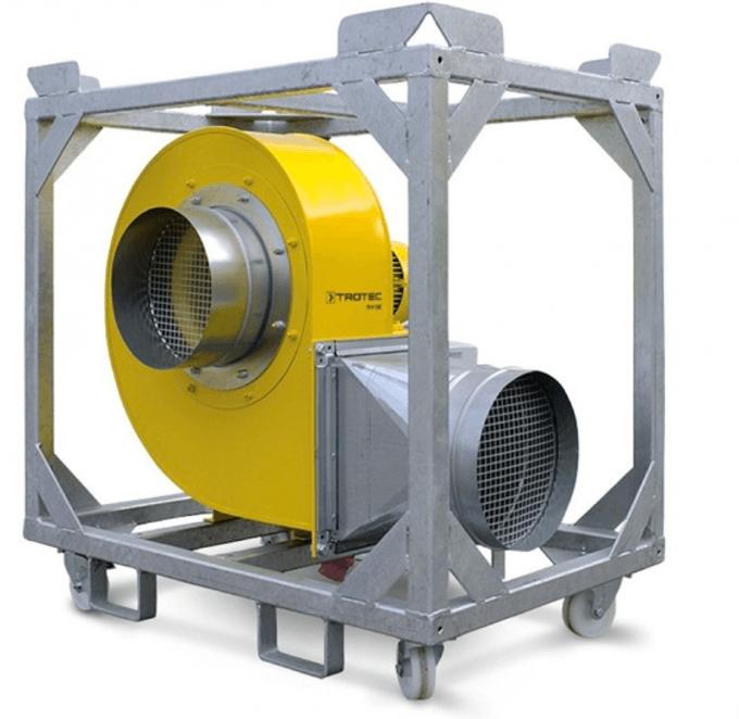 Ventilator Vermietung / RADIALVENTILATOR -  TFV 100
