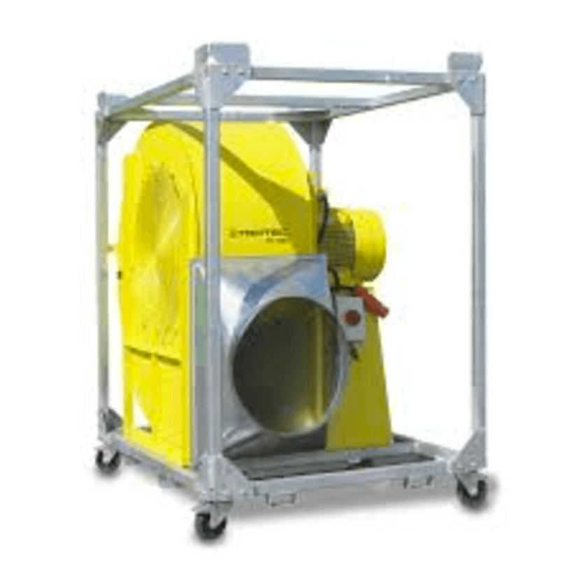 Ventilator Vermietung / RADIALVENTILATOR -  TFV 1200