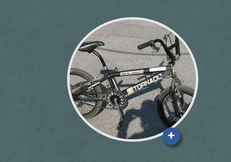 FAHRRAD VERLEIH / FAHRRAD AUSBORGEN / BMX Rad