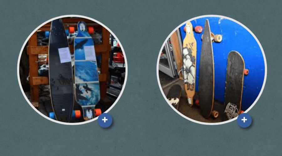 Skateboard Verleih / Longboard Verleih