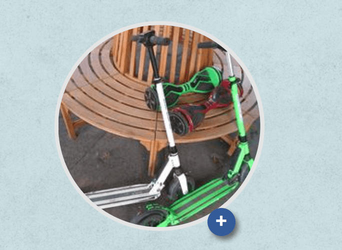 Scooter Verleih / Scooter Vermietung