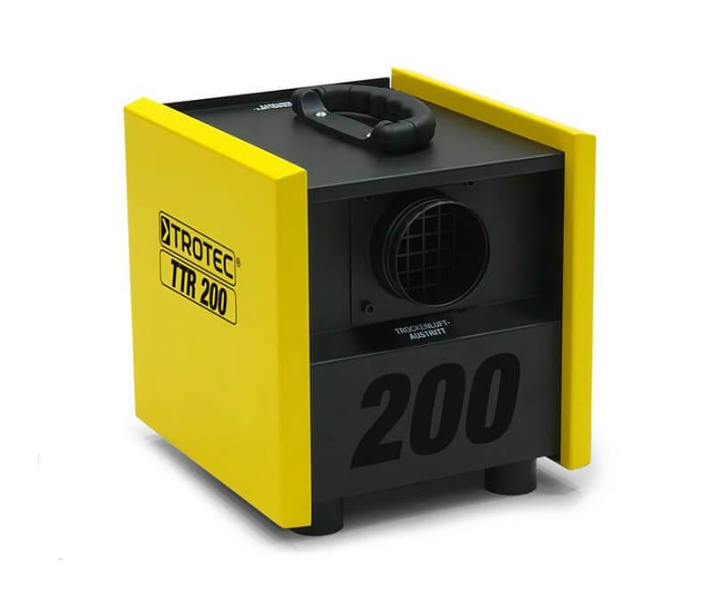ADSORPTIONSTROCKNER/ Industrietrockner VERMIETUNG -  TTR 200