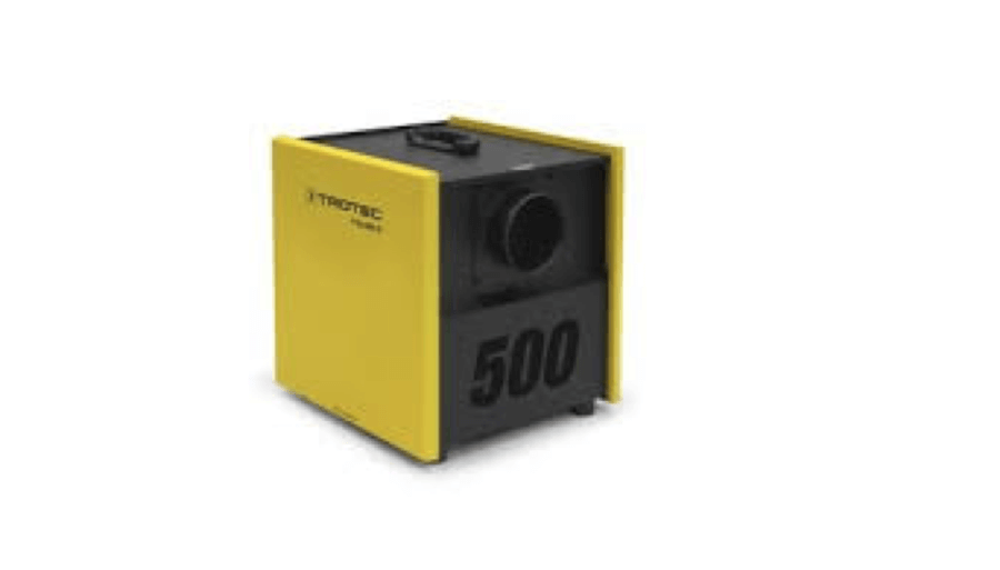ADSORPTIONSTROCKNER/ INDUSTRIETROCKNER VERMIETUNG - TTR 500