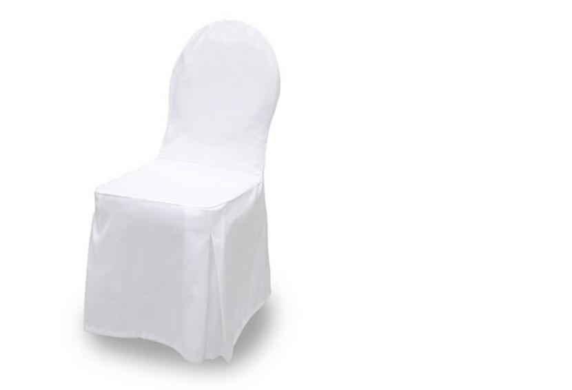 Galasessel (mit Husse) / Sessel Vermietung