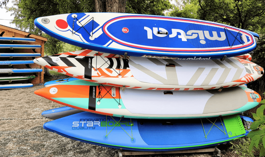 SUP Verleih / Stand up Paddle Vermietung