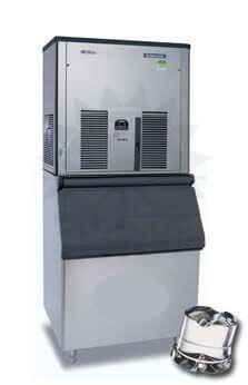Eiswürfelmaschine wassergekühlt 240Kg/24h