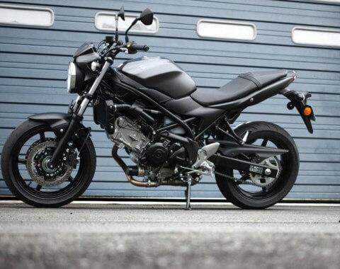 Motorrad SUZUKI SV 650