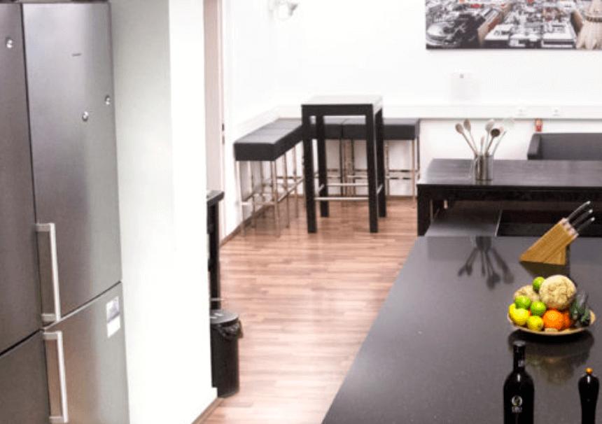 Küchenstudio & Seminarraum Vermietung