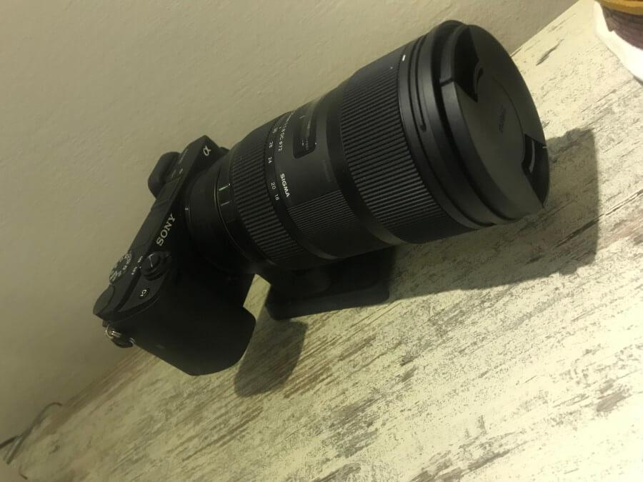 Sony A6300 Komplett Set