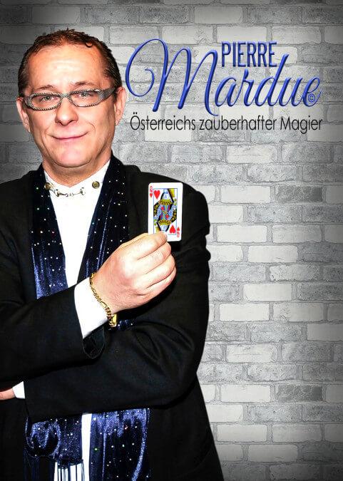 MAGIER PROFI - PIERRE MARDUE