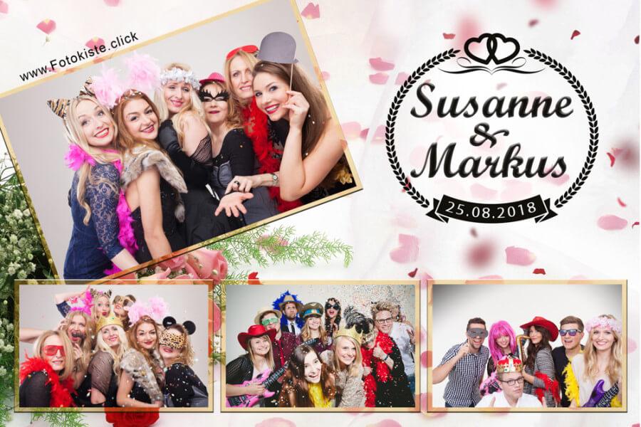 Fotobox - Fotokiste.click - Die Fotobox für Hochzeiten, Geburtstagsfeier,  Firmenfeier, Schulball,  ... zum Mieten (Photobooth)