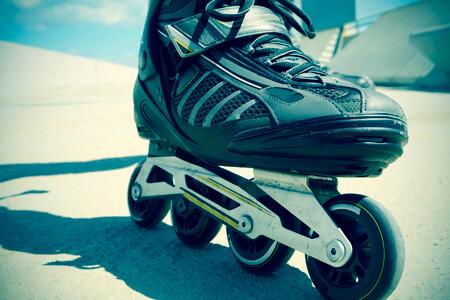 Inline Skates ausleihen (Preis gilt ab 5 Paaren)