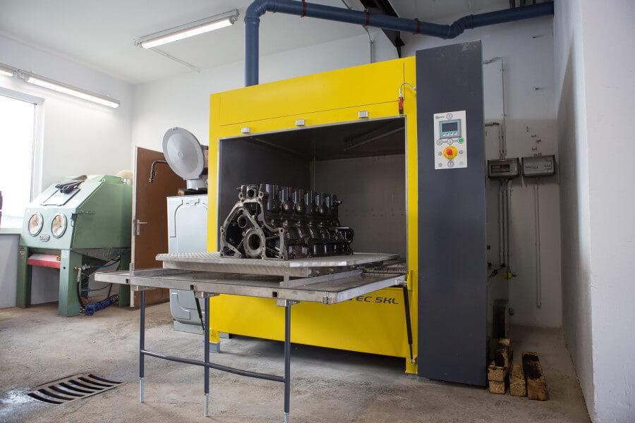 Teilewaschmaschine