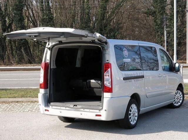Transporterverleih mit Fahrer zum Fixpreis | Lastentaxi Wien