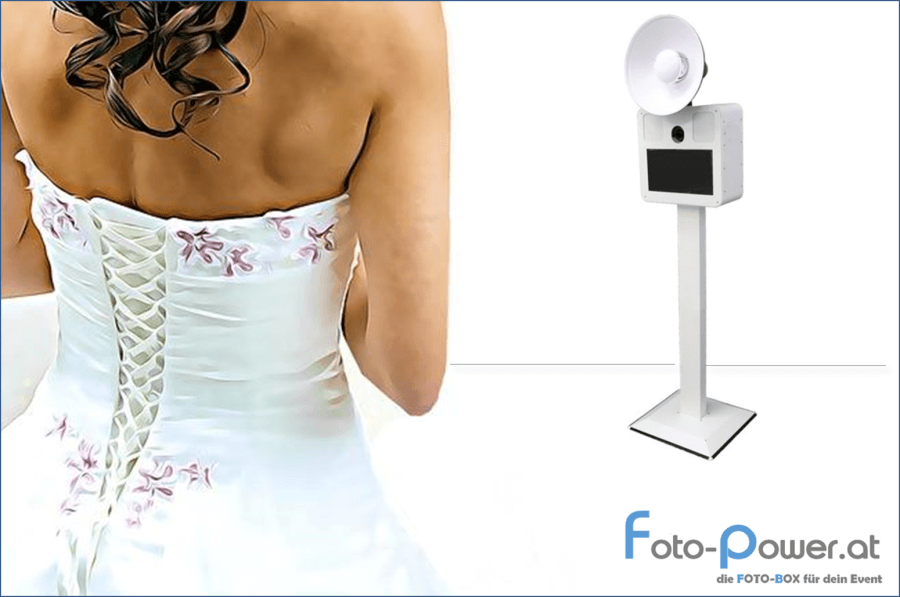 Fotobox für deine Hochzeit #Fotobox Premium