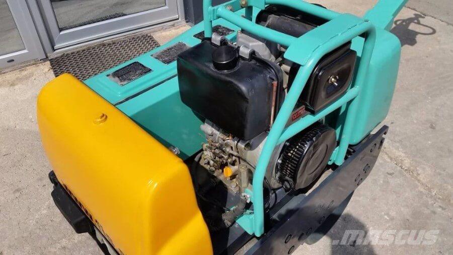 Tandemwalze Diesel