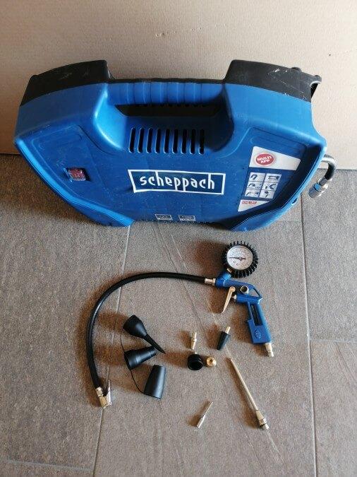 Kompressor (Scheppach)