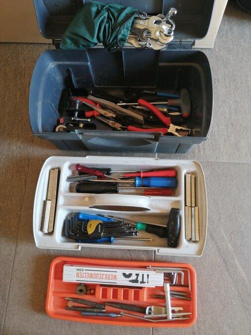 Handwerkzeug gemischt