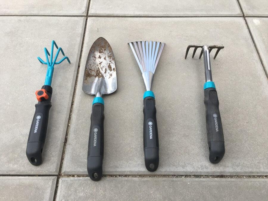 Gartenhelfer Set / Gartenwerkzeug