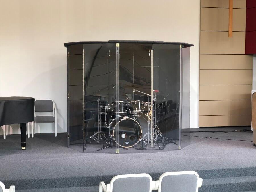 Drumbooth Verleih
