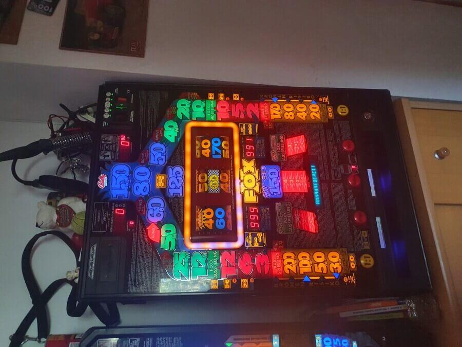 Bally Wulff Foxx Spielautomat