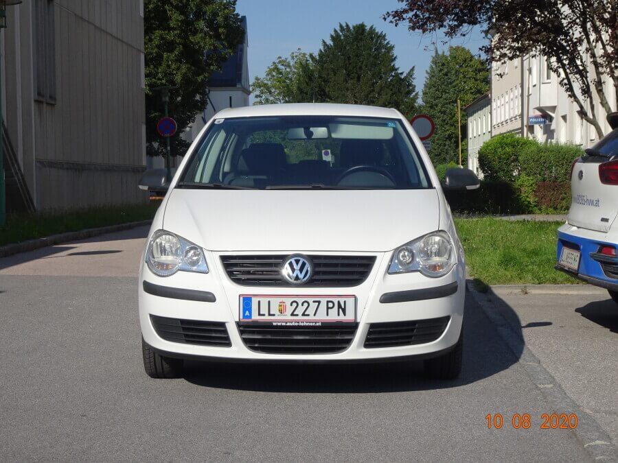 VW Polo Sportline