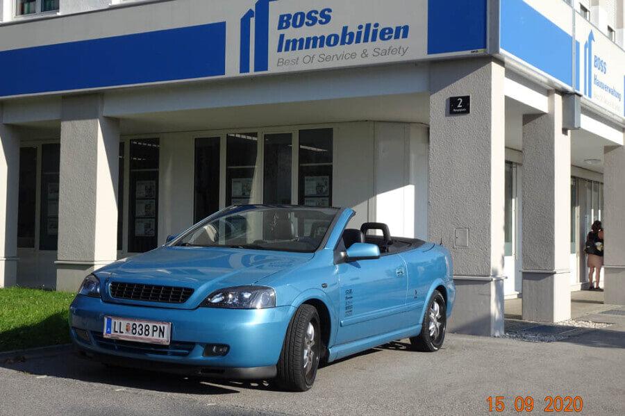 Opel Astra Bertone -Cabrio