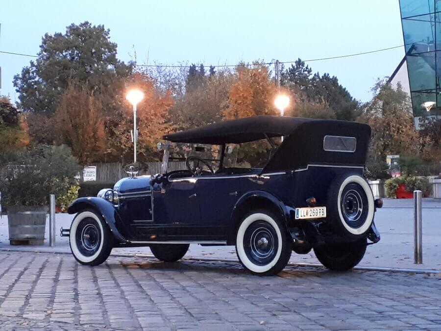 Flint B-40 aus dem Jahr 1925