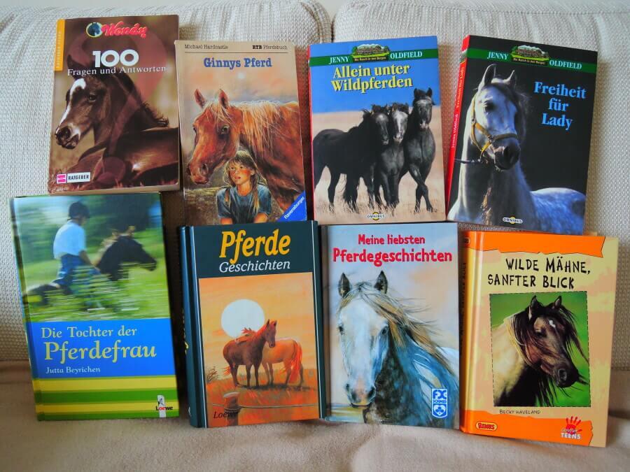 Pferdebücher für Kinder