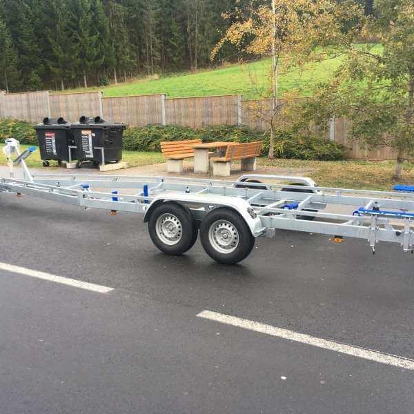 Boot Anhänger 3500 kg