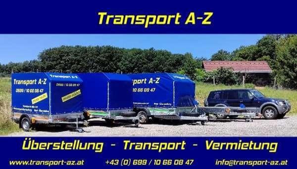 Übersiedlung - Überstellung Transporte aller Art - Lieferservice