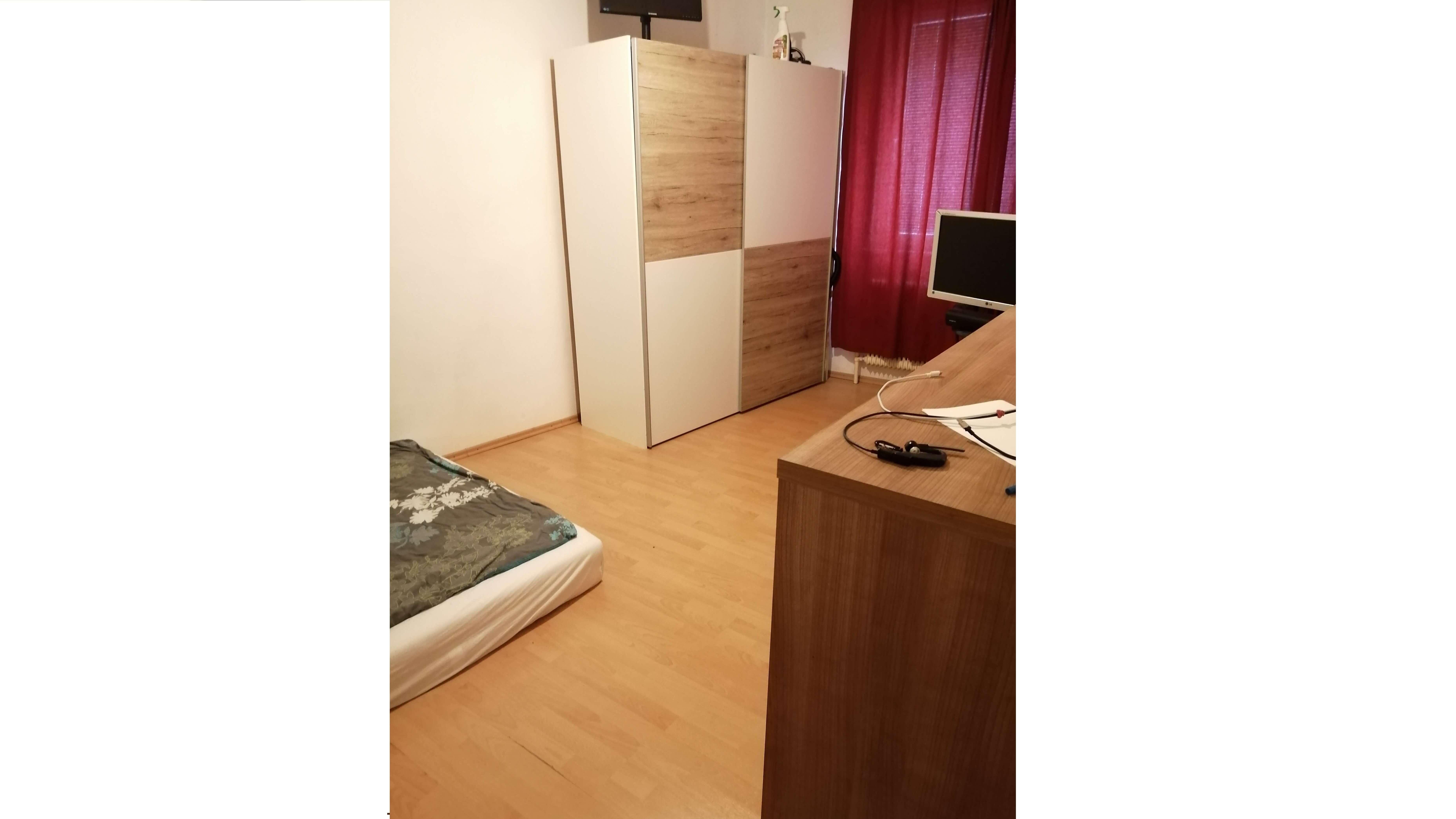 Verleihe Zimmer in 2er WG tageweise (NUR Frauen)