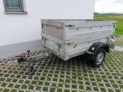 PKW Anhänger  1000kg