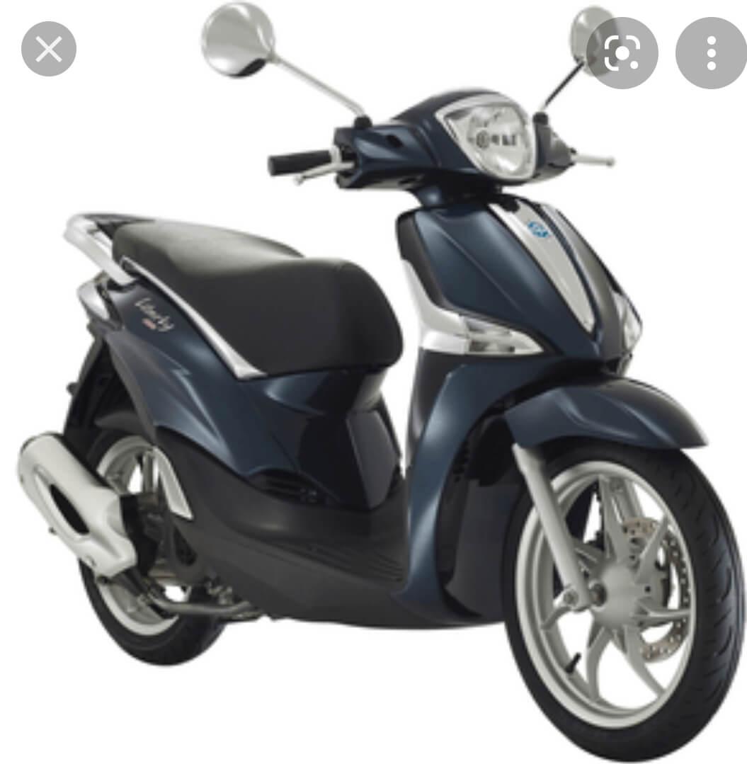 Leichtmotorrad
