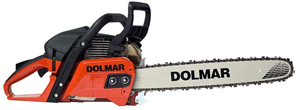 Dolmar Benzin Kettensäge / Motorsäge