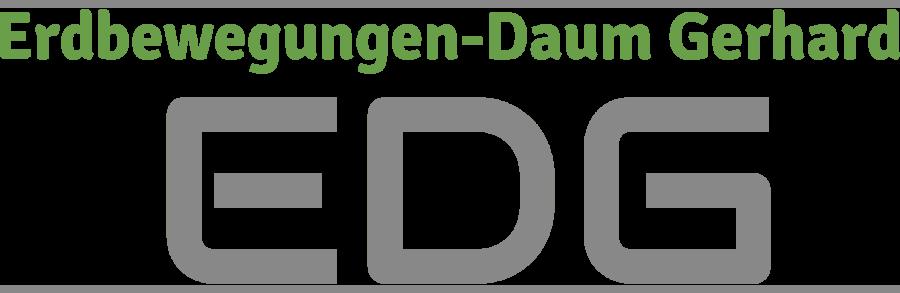 Erdbewegungen-Daum Gerhard